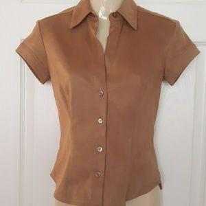 BCBGMaxAzria blouse Sz 2